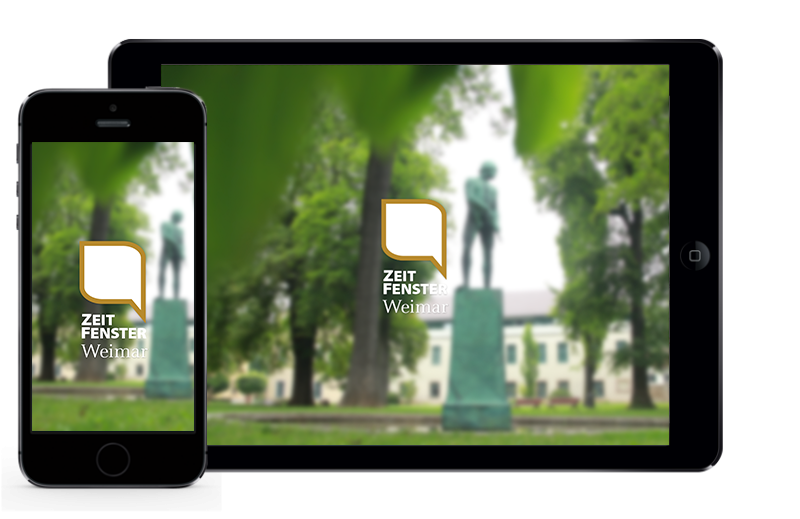 Zeitfenster Weimar (Android & iOS)