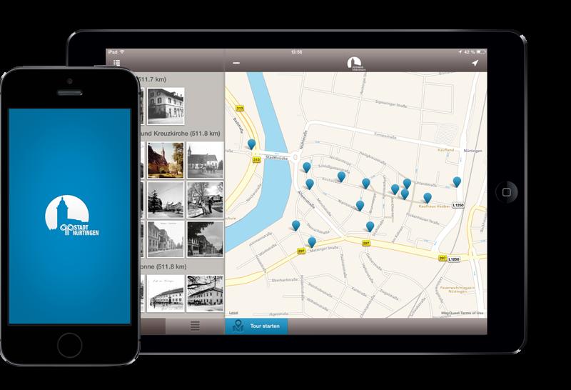 Zeitfenster realisiert erste Whitelabel-App für die Stadt Nürtingen - jetzt als Download verfügbar